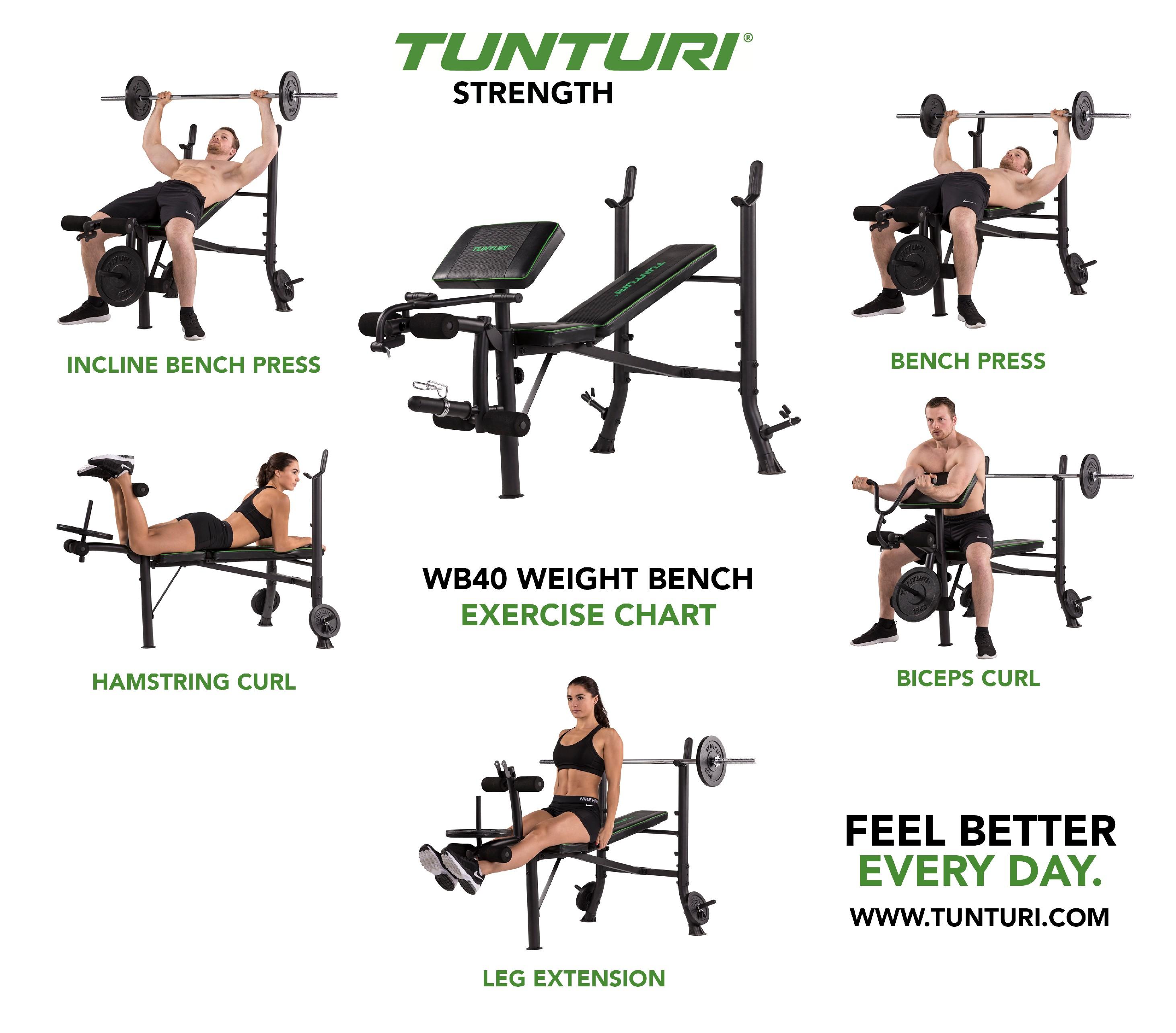 Tunturi wb40 compact width weight bench tunturi ag17tswb4000 tunturi wb40 compact width weight bench tunturi ag17tswb4000 ipponsport nvjuhfo Image collections