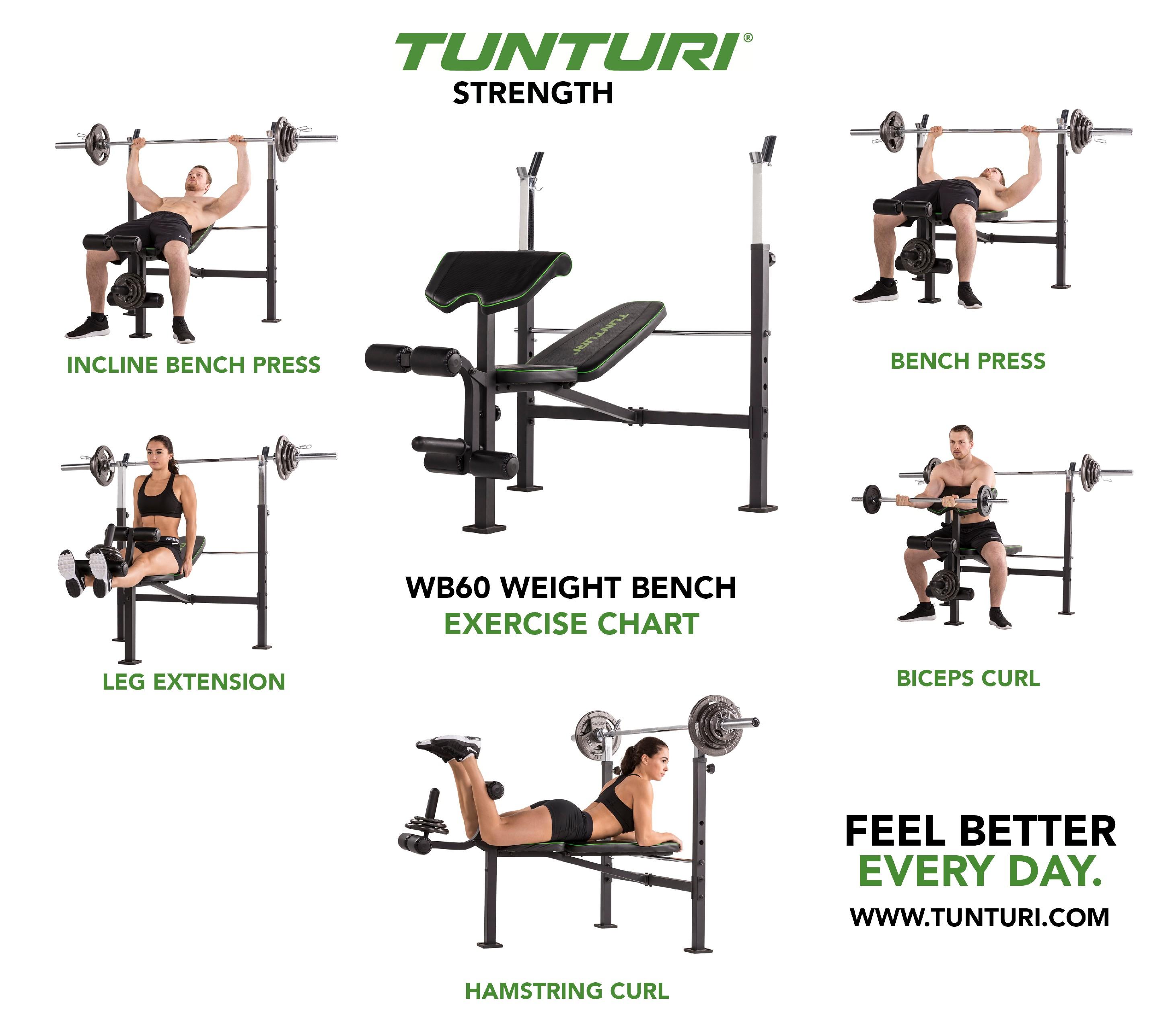 Tunturi wb60 olympic width weight bench tunturi ag17tswb6000 tunturi wb60 olympic width weight bench tunturi ag17tswb6000 ipponsport nvjuhfo Image collections